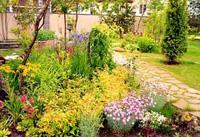 Наиболее распространенные типы садов